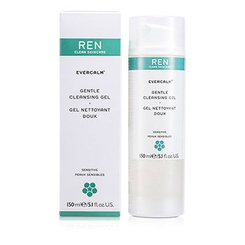 Ren Evercalm Gentle Cleansing Gel (For Sensitive Skin) -150ml/5.1oz