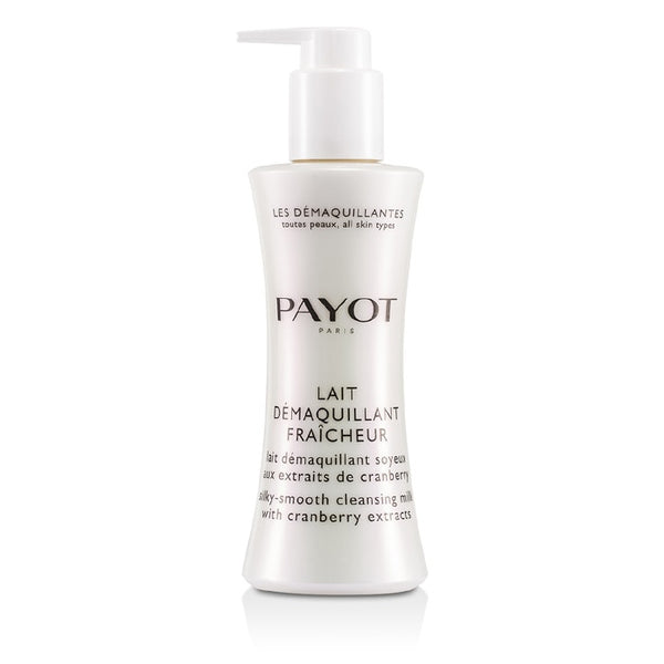 Payot Les Demaquillantes Lait Demaquillant Fraicheur Silky-Smooth Cleansing Milk - 200ml/6.7oz