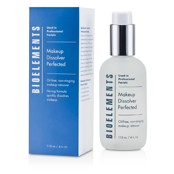 BIOELEMENTS Makeup Dissolver Perfected - Oil-Free, Non-Stinging Makeup Remover - 118ml/4oz - kiwla.com