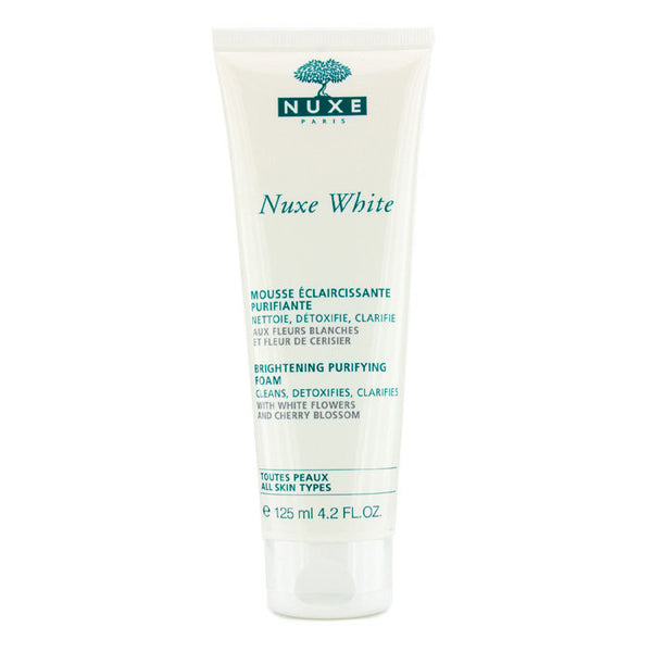 Nuxe White Brightening Purifying Foam - 125ml/4.2oz