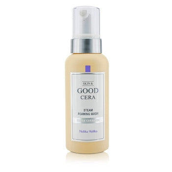 Holika Holika Skin & Good Cera Steam Foaming Wash - 160ml/5.3oz