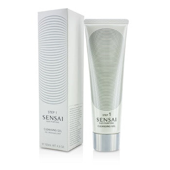Kanebo Sensai Silky Purifying Cleansing Gel - 125ml/4.3oz