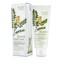 3W Clinic Hand Cream - Acacia - 100ml/3.38oz - kiwla.com