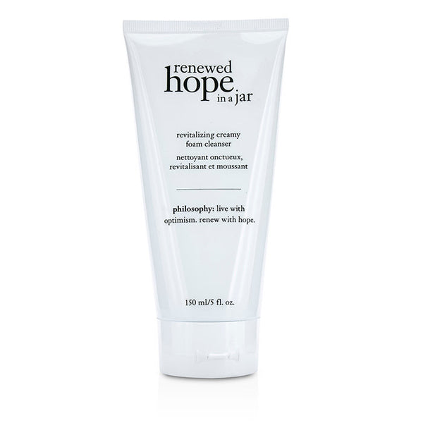 Philosophy Renewed Hope In a Jar Revitalizing Creamy Foam Cleanser - 150ml/5oz