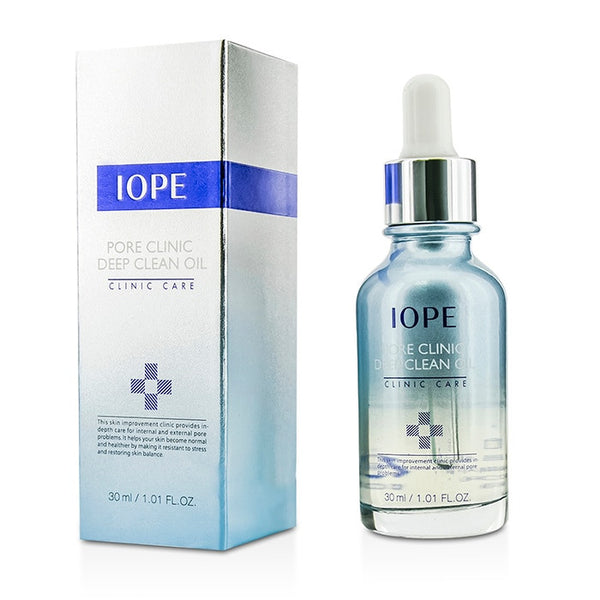 IOPE Pore Clinic Deep Clean Oil -30ml/1.01oz