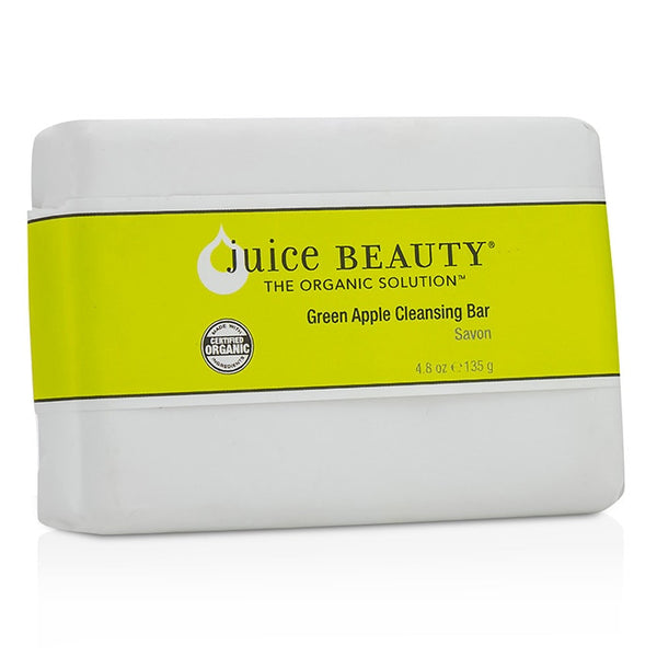 JUICE BEAUTY Green Apple Cleansing Bar -135g/4.8oz