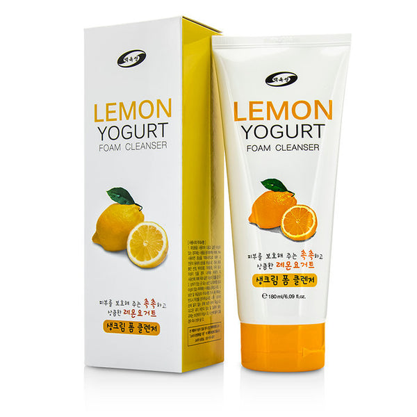 Sooyeoly Yogurt Foam Cleanser - Lemon - 180ml/6oz