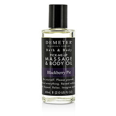 DEMETER  Blackberry Pie Massage & Body Oil - 60ml/2oz