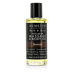 DEMETER  Brownie Massage & Body Oil - 60ml/2oz
