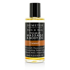 DEMETER  Caramel Massage & Body Oil - 60ml/2oz