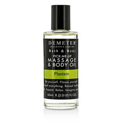 DEMETER   Plantain Massage & Body Oil - 60ml/2oz