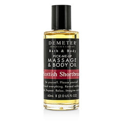DEMETER   Scottish Shortbread Massage & Body Oil  - 60ml/2oz