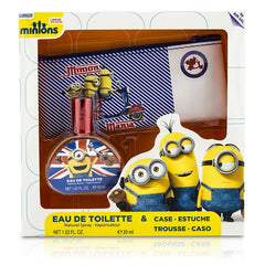 Air Val International Minions Coffret: Eau De Toilette Spray 30ml/1oz + Case - 2pcs - kiwla.com