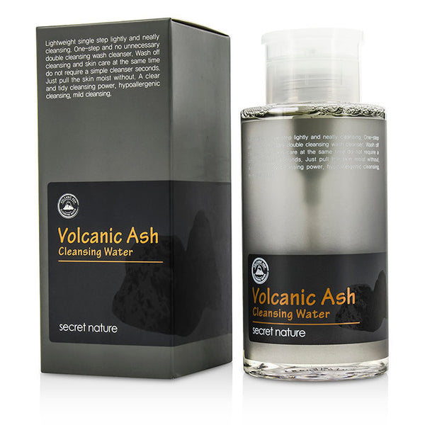 SECRET NATURE Volcanic Ash Cleansing Water - 300ml/10.14oz
