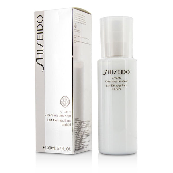 SHISEIDO Creamy Cleansing Emulsion - 200ml/6.7oz