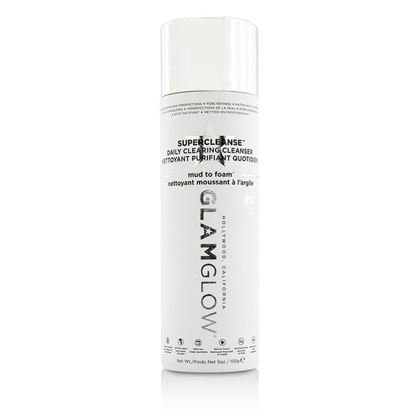 GLAMGLOW SuperCleanse Daily Clearing Cleanser - 150g/5oz