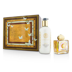Amouage Fate Coffret: Eau De Parfum Spray 100ml/3.4oz + Body Lotion 300ml/10oz - 2pcs - kiwla.com