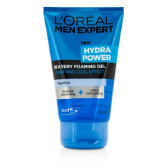 L'Oreal Men Expert Hydra Power Watery Foaming Gel - 100ml/3.4oz