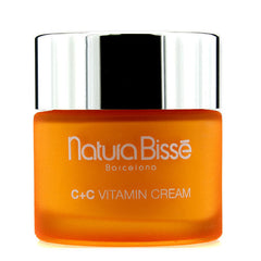 Natura Bisse C+C Vitamin Cream SPF 10 - For Dry Skin (Unboxed) -  75ml/2.5oz