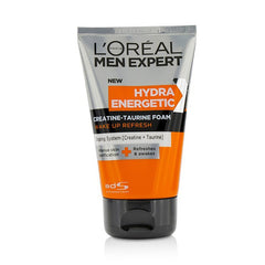 L'Oreal Men Expert Hydra Energetic X Creatine-Taurine Foam - 100ml/3.3oz