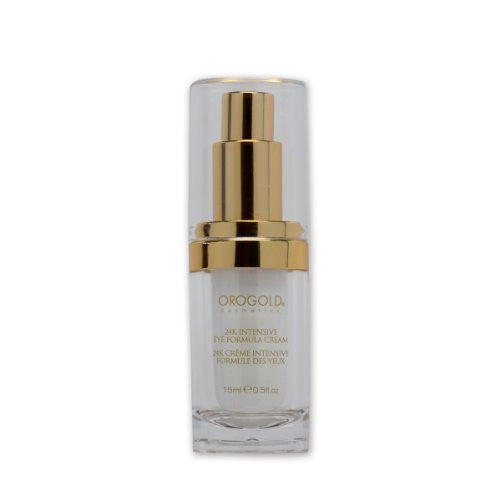 24k Gold Intensive Eye Treatment Cream by Jubujub