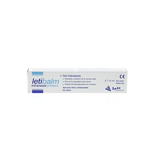 PROTECT INTRANASAL LETIBALM GEL 15 ML INTRANASAL by Leti