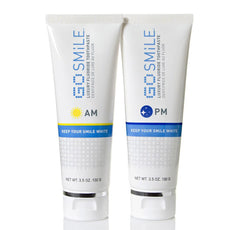 GO SMiLE LUXURY TOOTHPASTE DUO AM/PM 200g