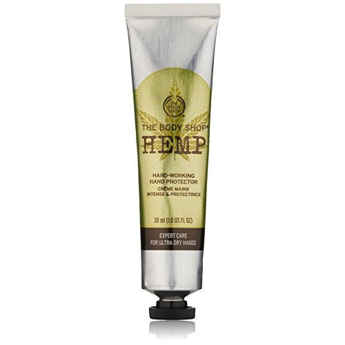 The Body Shop Hemp Hand Protector Small, 1.0-Fluid Ounce (Packaging May Vary)