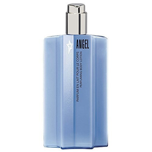 Angel Thierry Mugler 7.0 Oz Voile Celeste Women's Body Lotion 200 Ml