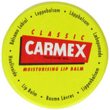 Carmex CLASSIC Moisturising Lip Balm Pot For Dry And Chapped Lips 7.5g