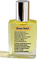 #1 Stress Relief Roll on Relax, Relieve Anxiety, Reduce Tension, Calms You Down, Manage Nerves, Overwhelm FREE TIPS E-BOOK Stay Natural Kids Safe Pure Aromatherapy Grade Essential Oils Guarantee 15ml