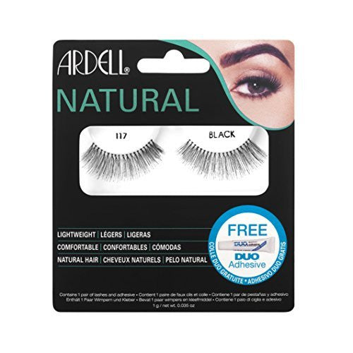 Ardell Fashion Lashes - Black (117)