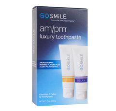 GO SMiLE LUXURY TOOTHPASTE DUO REFRESH/RELAX 200g