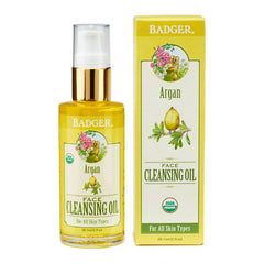 Badger Argan Cleansing Oil 59.1ml