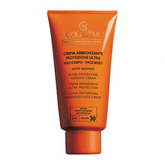 COLLISTAR Ultra Protection Tanning Cream Face-Body SPF 30 150ml