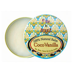 Figs & Rouge 100% Natural Coco Vanilla Balm 17ml