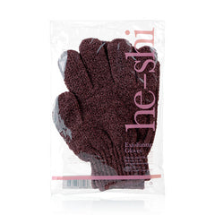 Hydréa London Bamboo Gentle Exfoliating Mitt - Soft/Medium Texture