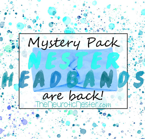 Mystery Pack Nester Headbands
