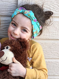 Silly Goose Headband Pattern & Tutorial - A4