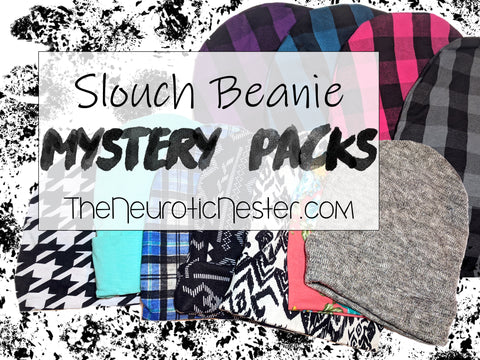Mystery Pack Slouch Beanies