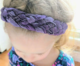Weaver Headband Pattern & Tutorial - US Letter