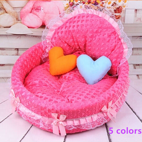 A Princess Bed for your Princess - how cute is this bed?  2 sizes