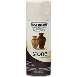 Rustoleum Stone Creation Spray Paint - Travertine