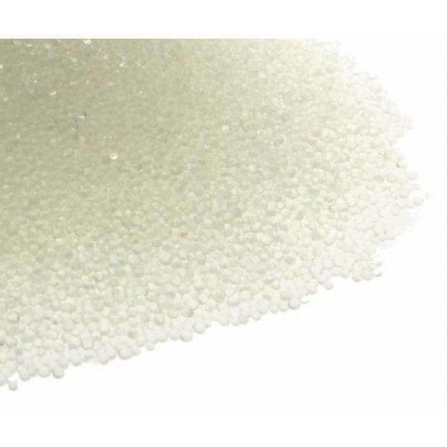 Creative Expressions Clear Glass Micro Beads - Medium 300g