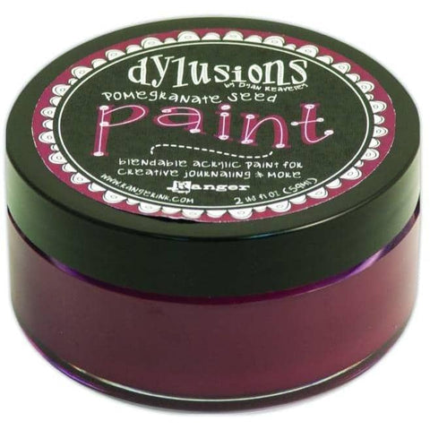 Dylusions Paints - Pomegranate Seed