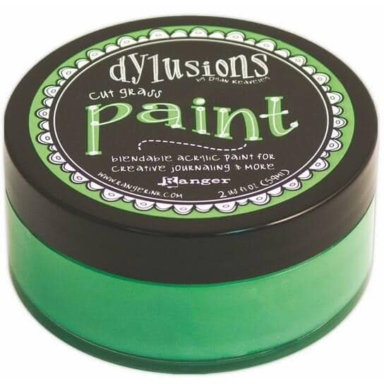 Dylusions Paints - Cut Grass