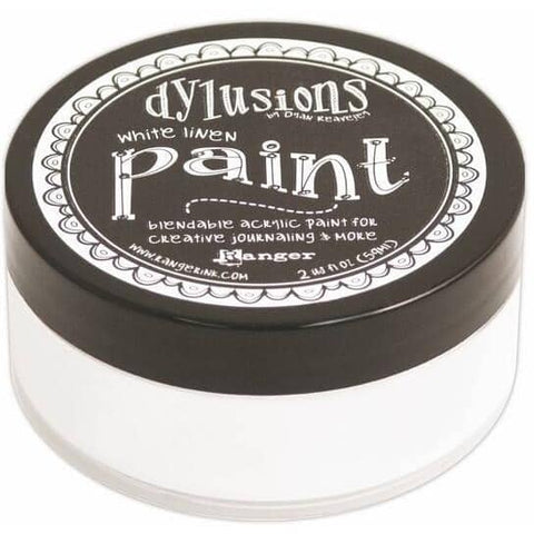 Dylusions Paints - White Linen