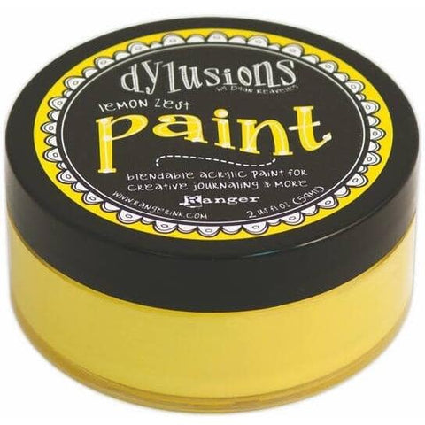 Dylusions Paints - Lemon Zest