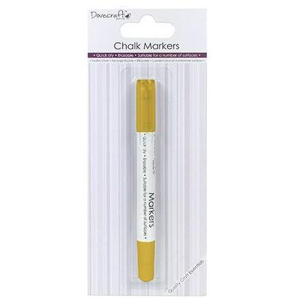 Dovecraft Chalk Markers - Gold
