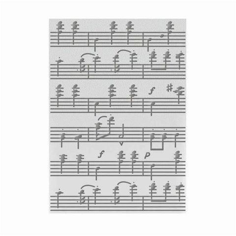 "Couture Creations 5""x7"" Embossing Folder - Music Of The Heart"